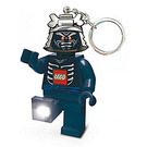 LEGO Mini Torch Minifig Flashlight Key Chain Ninjago Lord Garmadon