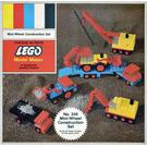 LEGO Mini-Wheel Construction Set 349-2