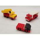 LEGO Mini-Wheel Model Maker No. 3 (Kraft Velveeta) Set 3-8