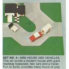 LEGO Mini-Wheel Model Maker Set 4 (Kraft Velveeta) 4-5