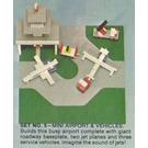 LEGO Mini-Wheel Model Maker Set 5 (Kraft Velveeta) 5-5