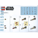 LEGO Mini X-wing Fighter Set XWING-1