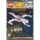 LEGO Mini X-Wing Starfighter Set SWCOMIC1