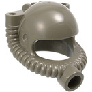 LEGO Minifig Accessory Helmet with Hose and Mouthpiece (30068)