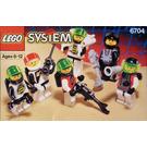 LEGO Minifig Pack Set 6704