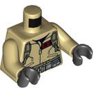 LEGO Minifig Torso Ghostbusters Dr. Egon Spengler (76382)