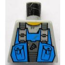 LEGO Minifig Torse sans bras avec Décoration (973 / 3814)