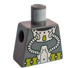 LEGO Minifig Torse sans bras avec Diver avec Deux Hoses (973)