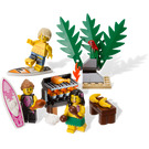 LEGO Minifigure Accessory Pack Set 850449