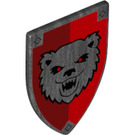LEGO Minifigure Bear Shield (25316)