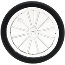 LEGO Minifigure Bicycle Wheel without Removable Tyre (28578 / 92851)