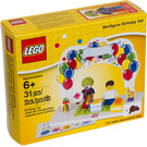 LEGO Minifigure Birthday Set 850791 Packaging
