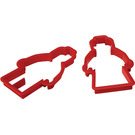LEGO Minifigure Cookie Cutters (852524)