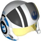 LEGO Minifigure Figure Helmet (26916 / 35990)