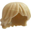 LEGO Minifigure Hair Tousled and Layered (92746)