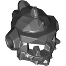 LEGO Minifigure Helmet with Spikes and Side Holes (22425)