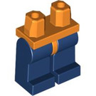 LEGO Minifigure Hips with Dark Blue Legs (73200)