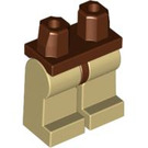 LEGO Minifigure Hips with Tan Legs (73200)