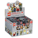 LEGO Minifigure Series 9 (Box of 30) Set 6029267 Packaging