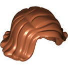 LEGO Minifigure Shoulder-Length Hair Curled Up (20877)