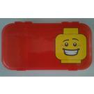 LEGO Minifigure Storage Case with Smiling Minifigure Head (499188)