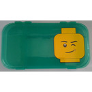 LEGO Minifigure Storage Case with Winking Minifigure Head (499236)