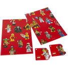 LEGO Minifigure Wrapping Paper (853240)