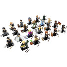 LEGO Minifigures - Harry Potter and Fantastic Beasts Series - Complete Set 71022-23