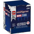 LEGO Minifigures - Marvel Studios Series {Box of 6 random bags} Set 66678