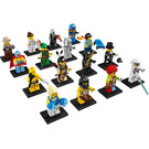 LEGO Minifigures Series 1 - Complete Set 8683-17