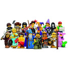 LEGO Minifigures Series 12 - Complete Set 71007-17