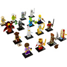 LEGO Minifigures Series 13 - Complete Set 71008-17