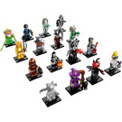 LEGO Minifigures - Series 14 - Monsters - Complete Set 71010-17