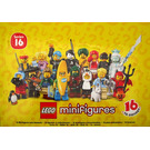LEGO Minifigures Series 16 (Box of 60) Set 71013-18