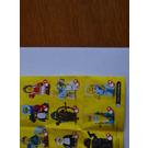 LEGO Minifigures Series 16 Random Bag Set 71013-0 Instructions
