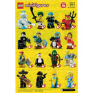 LEGO Minifigures Series 16 Random Bag Set 71013-0 Instructions
