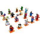 LEGO Minifigures - Series 18 - Complete Set 71021-18