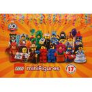 LEGO Minifigures - Series 18 - Sealed Box Set 71021-19