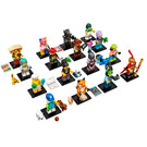 LEGO Minifigures - Series 19 - Complete Set 71025-17