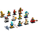 LEGO Minifigures - Series 21 - Complete Set 71029-13