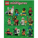 LEGO Minifigures Series 21 Random Bag Set 71029-0 Instructions