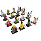 LEGO Minifigures - Series 3 - Complete Set 8803-17