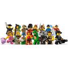 LEGO Minifigures Series 5 - Complete Set 8805-17