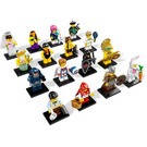 LEGO Minifigures Series 7 - Complete Set 8831-17