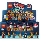 LEGO Minifigures - The Movie Series (Box of 60) Set 71004-18