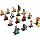 LEGO Minifigures - The Movie Series - Complete Set 71004-17