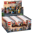 LEGO Minifigures - The NINJAGO Movie Series - Sealed Box Set 71019-22