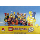 LEGO Minifigures The Simpsons Series 2 (Box of 60) Set 71009-18