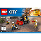 LEGO Mining Experts Site Set 60188 Instructions