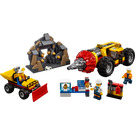 LEGO Mining Heavy Driller Set 60186
